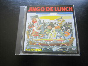 Jingo De Lunch - Axe To Grind - CD