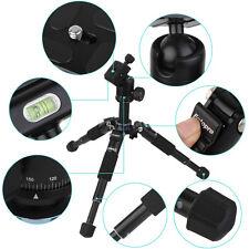FOTOPRO M-5 Mini Travel Portable Mini Tripod & FPH-53P Ball head For DSLR Camera