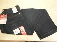 LEE JEANS - Premium Series, Lot 452, STRAIGHT LEG - Bowery - Retail $48
