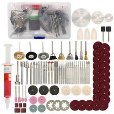 116Pc Rotary Tool Accessory Set Grinding, Sanding, Polishing