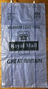 "Royal Mail Posting Sacks Postal  41""X 22"" Strong Mailing Bag 11kg UK"