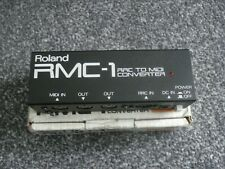 More details for nos genuine  roland rmc -1 rrc to midi convertor boxed