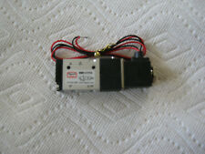 "1/8"" NPT 12VDC Solenoid Valve Clippard Maximatic MME-31PES"