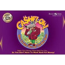 Cashflow 101 Board Game Rich Dad Poor Dad Robert Kiyosaki New 2012
