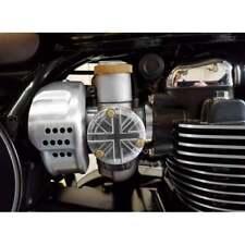 Motone Union Jack Throttle Body Covers Triumph Bonneville T120 Thruxton R Bobber