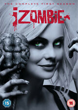 IZOMBIE: The Complete First Season DVD (2016) Rose McIver ***NEW***