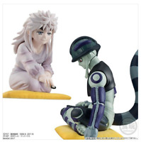 HUNTER HUNTER STYLING Meruemu & Komugi Match Game Figure BANDAI from JAPAN