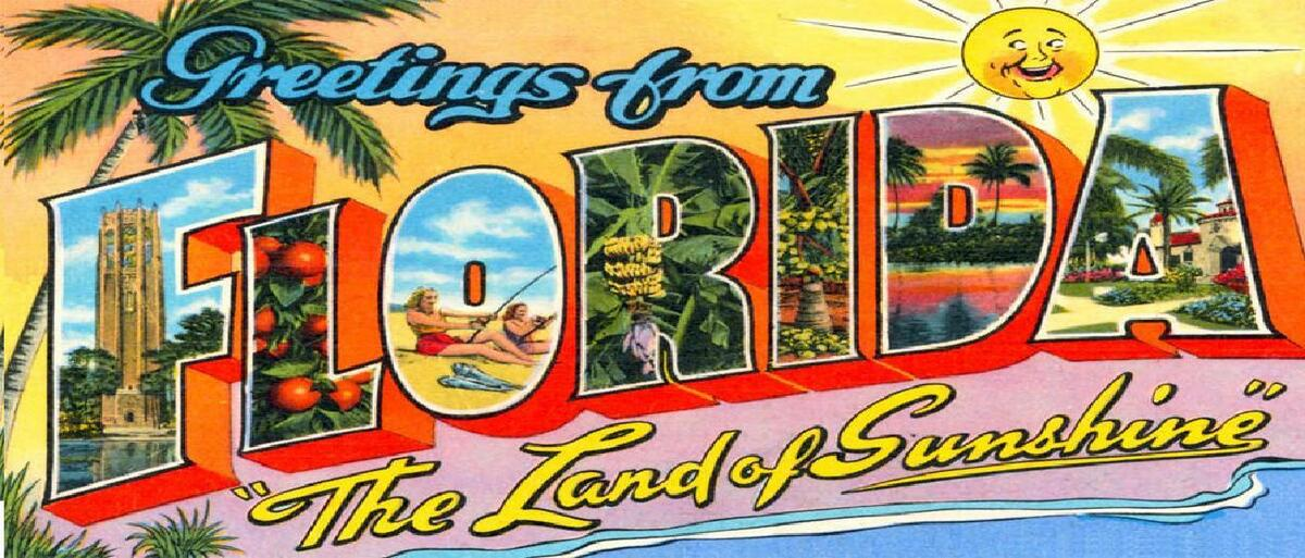 Sunshine State Postcards