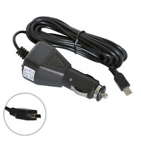 Auto KFZ Ladekabel Mini-USB für Navigationsgerät 3,5 m 12V / 24V