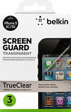 Anti-Scratch Screen Protector for iPhone 5s