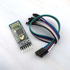 Bluetooth ransceicer Modul Adapterplatine und Leitung HC-05 mit 6pin