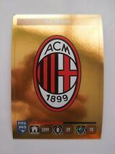 FIFA 365 PANINI 2016 - Figurine Sticker - num 581 -   Badge Milan