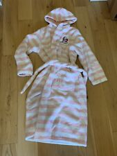 M/&S DRESSING GOWN AGE 9-10 YEARS FLEECE MARKS /& SPENCER NEW WITH TAG