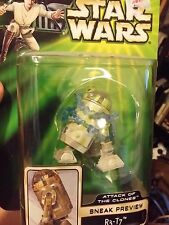 STAR WARS POTJ R3-T7 - Attack of the Clones - Sneak Preview Action Figure