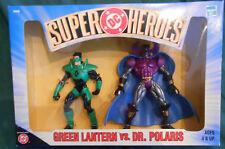 Green Lantern vs Dr Polaris DC Super Heroes