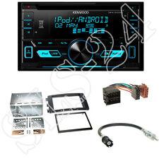 Kenwood dpx-5000bt CD/USB radio + smart fortwo/Four (c451/w454) diafragma + ISO set