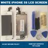 Complet pour Iphone 5S LCD Numériseur Écran de Remplacement Origine Blanc