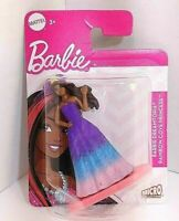 "Mattel Barbie 3"" Rainbow Cove Princess Micro Collection Cake Topper"