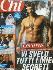 Chi 2020 42.Can Yaman,Luigi Berlusconi,Gavin Macleod,Adriano Panatta,Lila Moss