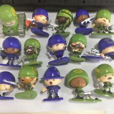 "5Pcs MGA Little Green Men Battle Soldier Series 1 Figure 2"" toy RANDOM NO REPEAT"