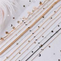 "Women Pendant Chain Fashion Jewelry DIY Decoration Nail 39 "" Necklace"