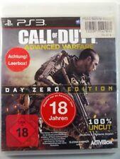 !!! PLAYSTATION ps3 gioco Call of Duty Day Zero Edition usk18, Gebr. ma bene!!!