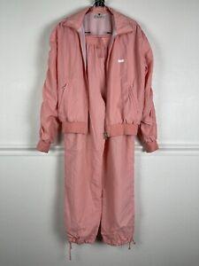 Descente VTG Japan Cycling Skiing Light Rain Jacket Pant Suit 2pc Waterproof L