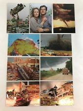 TWISTER THE MOVIE (Donruss 1996) Complete SILVER FOIL CHASE CARD SET (F1-F9)