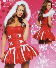 Unbranded Acrylic Complete Outfit Christmas Fancy Dress