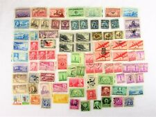 Early 1900's Through 1950's Stamp Collection - 88 Total – Very Nice Assortment