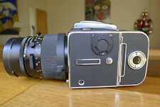 HASSELBLAD 503CX CAMERA KIT 150MM CF T* SONNAR A12 EXC++ READY TO ENJOY