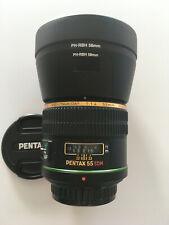 Pentax lens 55mm f/1,4 SDM