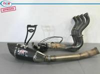 2012 SUZUKI GSX-R 1000 YOSHIMURA R-11 EXHAUST WITH HEADERS