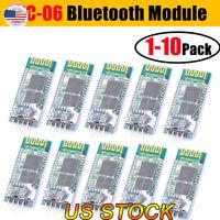 4 Pin Slave HC-06 Wireless Bluetooth Transeiver RF Module For Arduino Serial 5V