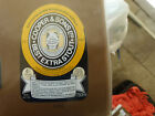 VINTAGE AUS BEER LABEL. COOPERS & SONS BEST EXTRA STOUT 750 ML 4C REFUND #2