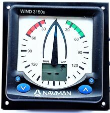Navman Wind 3150S Marine Ship's Speed Direction Indication Display Unit