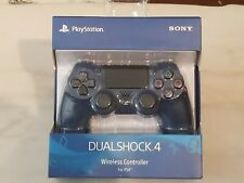Sony PS4 DualShock 4 Wireless Controller For PlayStation 4 -  Midnight blue