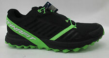 Dynafit Mens Alpine Pro Running Shoes 64028 0935 Black/Fluo Green Size 9