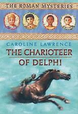 THE CHARIOTEER OF DELPHI-ExLibrary