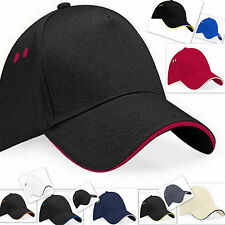 Beechfield 100% Cotton Hats Baseball Caps for Women