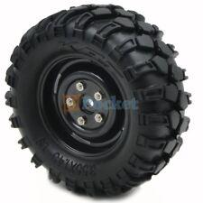 4pcs RC 1/10 90mm Tires 1.9'' wheels For RC4WD Axial Tamiya Crawler Truck Parts