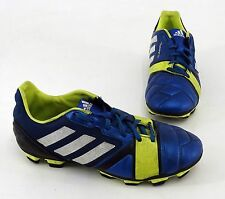 Adidas nitrocharge 2.0 Fußballschuhe Outdoor unisex Synthetik blau Gr. 36