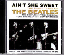"CD - ""The Beatles-Ain 't She Sweet-The Early nastri of"" - ottime condizioni"