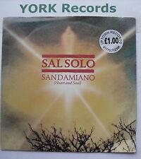 "SAL SOLO - Sandamiano - Excellent Condition 7"" Single MCA 930"