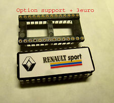 Eprom Puce renault clio 16s 1.8 16v Groupe N