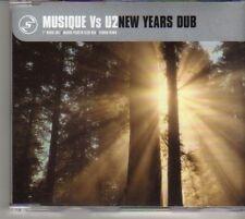 (DM638) Musique VS U2, New Years Dub - 2001 CD