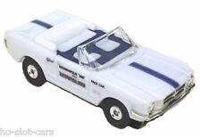 1965 INDY Pace Car 65 Ford Mustang Convertible MoDEL MoToRING SLoT CaR BODY ONLY