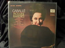 Rossini Rarities / Caballé