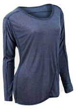 """""""Jeans by Buffalo"""" Ladies Casual Blue Top - Sizes UK 8/10"""