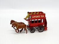 Lesney 1/80 - London Horse Bus Lipton's Tea